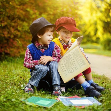 Les livres, point de vue de Maria Montessori