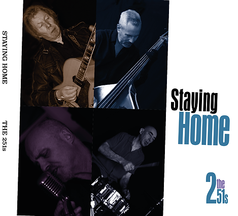 Staying Home Album Front Cover