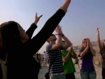 Vídeo institucional para ser apresentado no programa Os Gideões, da Rede Super de Televisão.