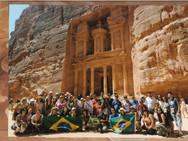 II Caravana Diante do Trono - Petra - Jordânia