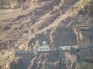 Monte da Tentação - Jericó - Território da Palestina