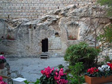 Jardim do Túmulo - Jerusalém - Israel