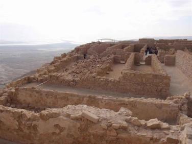 Fortaleza de Masada - Mar Morto - Israel