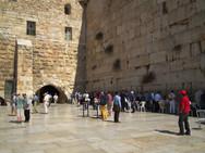 Muro das Lamentações - Jerusalém - Israel