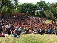Caravana Israel Diante do Trono 2014 - Maior grupo de brasileiros em Israel este ano.