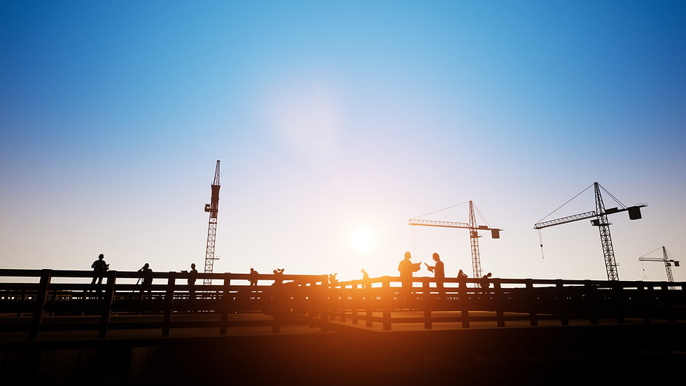 engineer-construction-workers-silhouette
