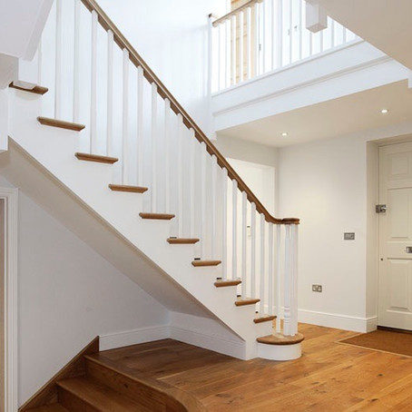Why choosing the right wood for your staircase matters