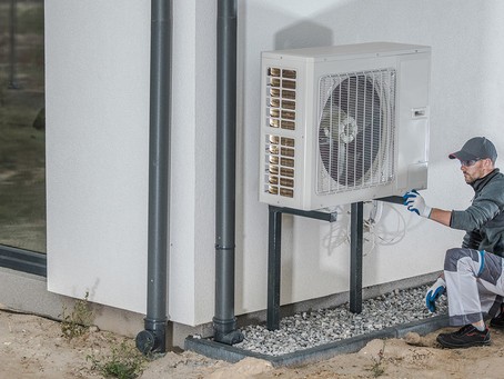 Demand for heat pumps: 57% of homeowners want to be more eco-friendly