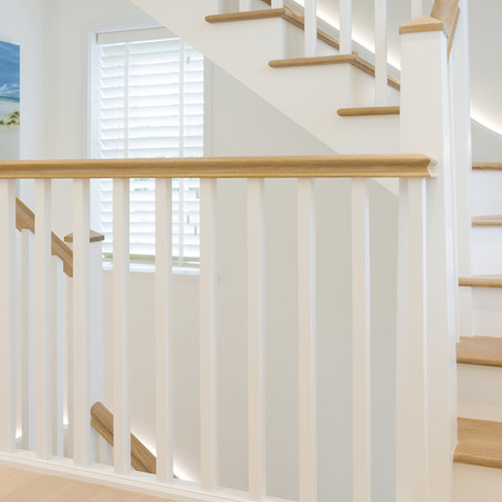 How to design a beautiful timber staircase