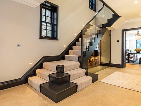 Design ideas and inspiration for your glass stairs