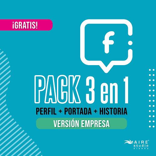 Pack 3 en 1 (Versión empresa)