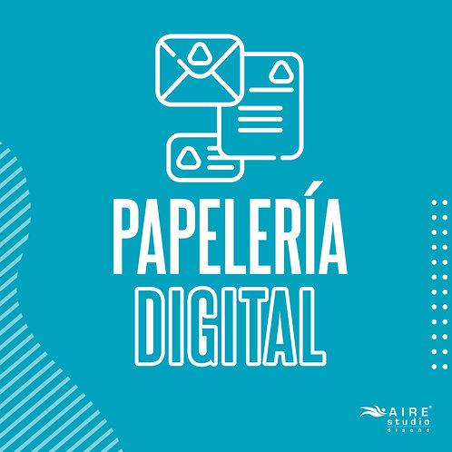 Pack Papelería Digital