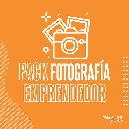 Pack Foto Emprendedor