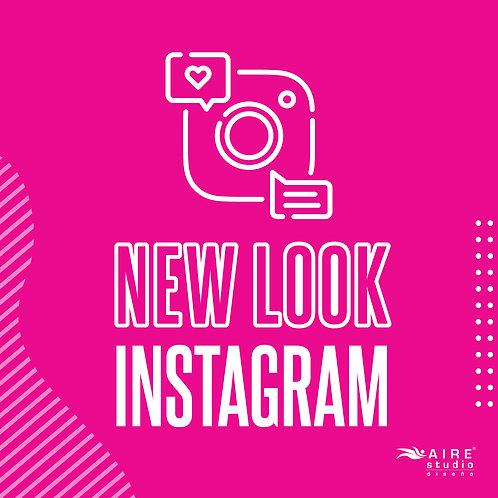 New Look Instagram