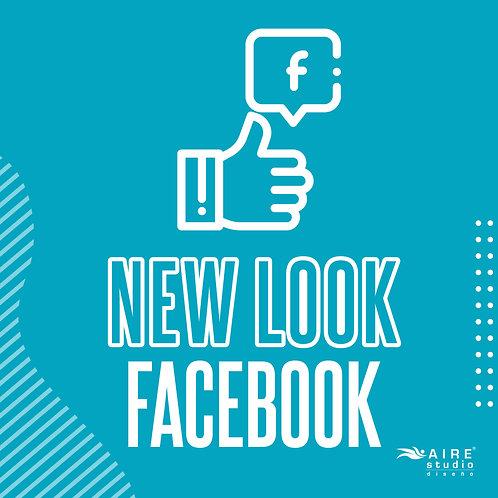 New Look Facebook