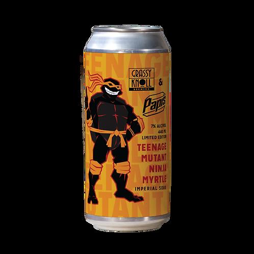 Teenage mutant Ninja Myrtle  - 4 pack