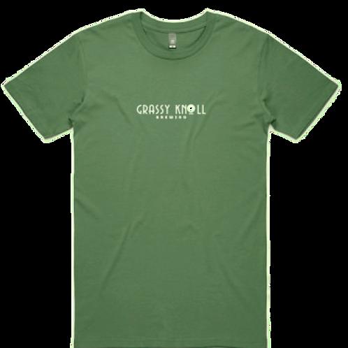 Grassy Hemp shirt