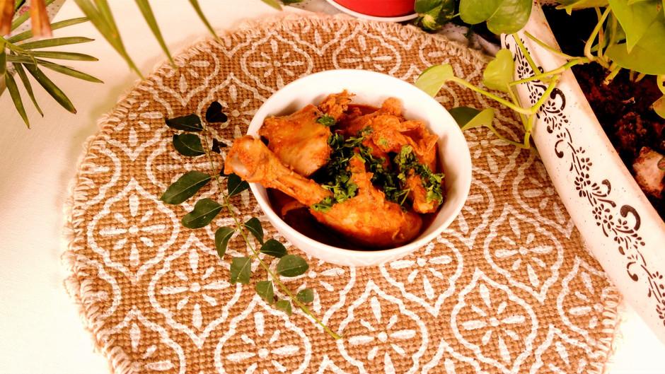 Chicken Sukkha