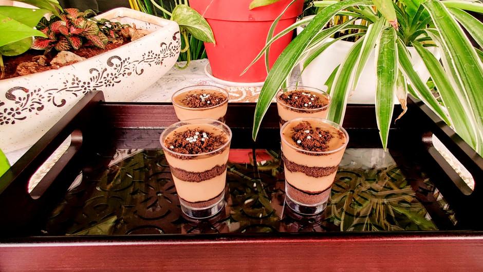 Oreo Chocolate Shots