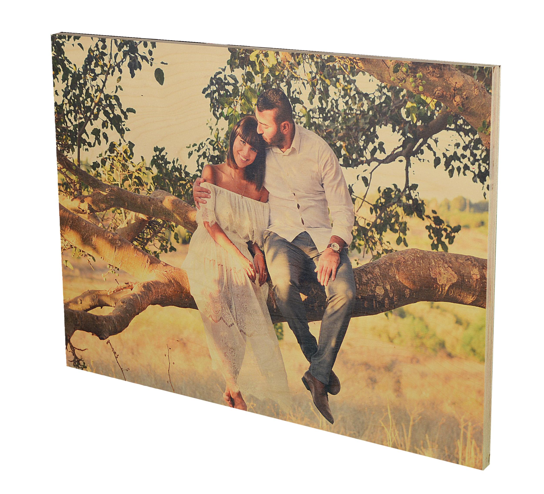 הדפסה על עץ ליבנה