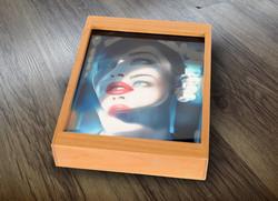 הדפסה על זכוכית תלת מימדית