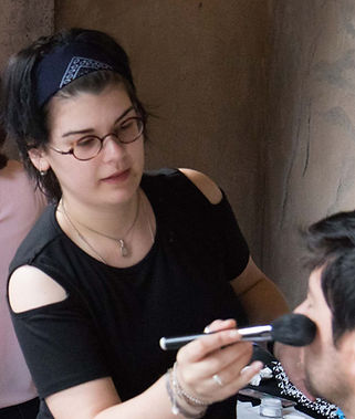 Makeup Artist Luxembourg Meva Zabun Maquilleuse