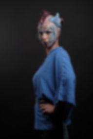 Makeup Artist Luxembourg Meva Zabun Maquilleuse sfx Prosthetics