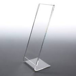 2x6 clear easel