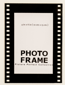 4x6 acrylic film strip magnetic