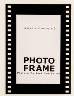 4x6 acrylic film strip magnetic