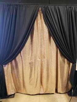 Gold Doorway
