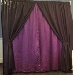 Purple Doorway