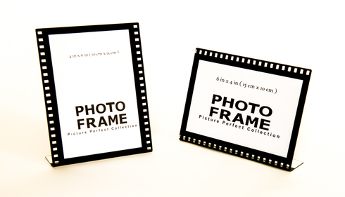 4x6 easel acrylic film strip