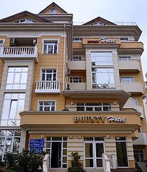 Баунти | отель | Сочи | центр | цены | официальный сай