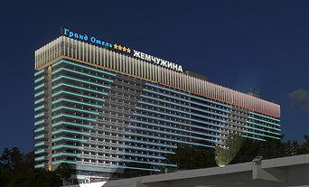 Жемчужина | отель | Сочи | центр | туры | цены | официальный сайт