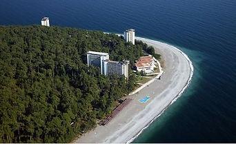Курорт Пицунда | пансионат | Абхазия | туры | цены | официальный сайт Арго