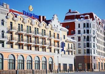 Тюлип Инн Роза хутор| отель | Красная поляна | отдых | горки город