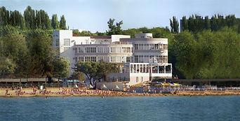 Парк-отель Анапа | гостиница | цены | официальный сайт Арго