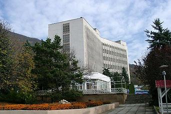 Ленинские скалы санаторий в Пятигорске   путевки   лечение   акции   отдых   КМВ