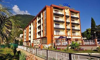 Алекс Бич отель | Абхазия | Гагра | цены | официальный сайт Арго