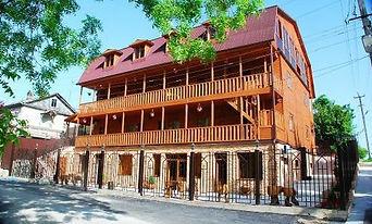 Ла Терраса | отель | Абхазия | Гудаута | цены | официальный сайт Арго
