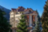 Бридж Маунтин отель | Красная поляна | гостиница