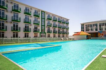 Греен парк | отель | Анапа | Пионерский прспект | цены | официальный сайт Арго