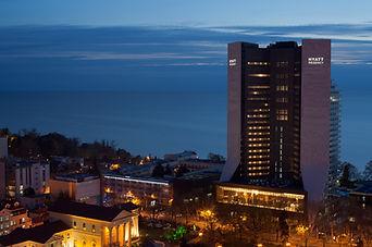 Хаятт Ридженси Сочи | отель | центр Сочи | номера | цены | официальный сайт