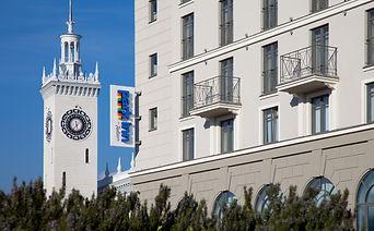 Парк Инн | отель | Сочи | центр | редиссон | цены | официальный сайт Арго