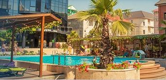 ЭкоДом Адлер | отель | Сочи | туры | цены | акции | отдых | бассейн