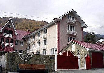 Вилла уютная | отель | гостиница | Красная поляна