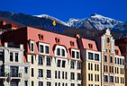Голден Тюлип Роза Хутор | отель | Красная поляна | Горки город | Гостиницы