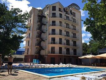 Плаза | отель | гостиница | Геленджик | цены | официальный сайт Арго