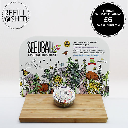 Seedballs 'Artist's Meadow'